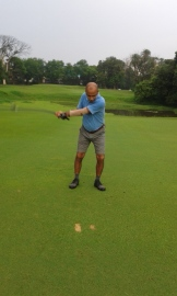 Royal Calcutta Golf Club and its amazing greens.